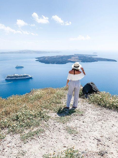 Amazing Santorini Views!