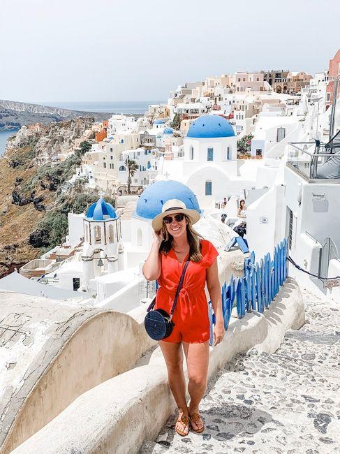 Greece (& Paris) Honeymoon Review 9