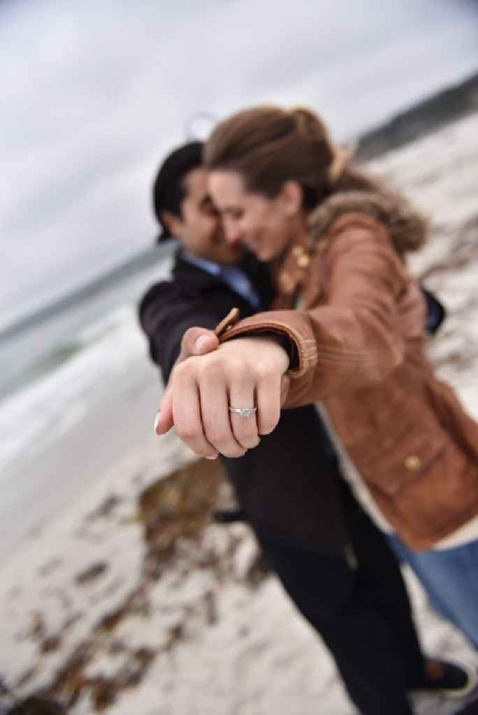 Where are you taking engagement photos? - 5