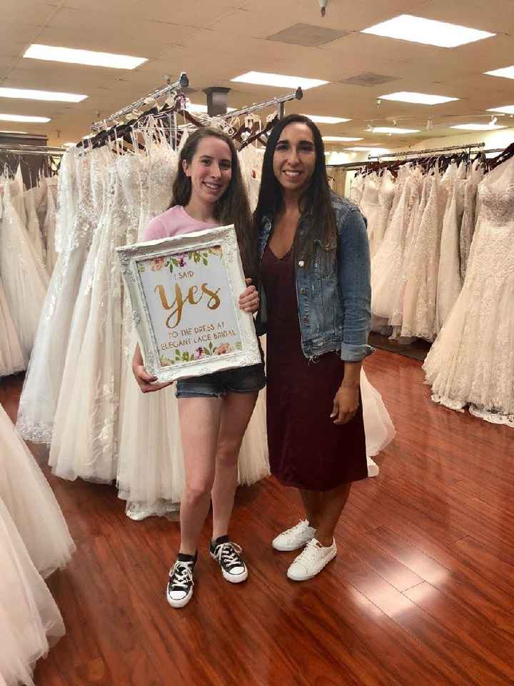 yes to the Dress!! - 1