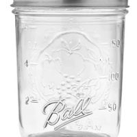 This is the taller 8oz jar