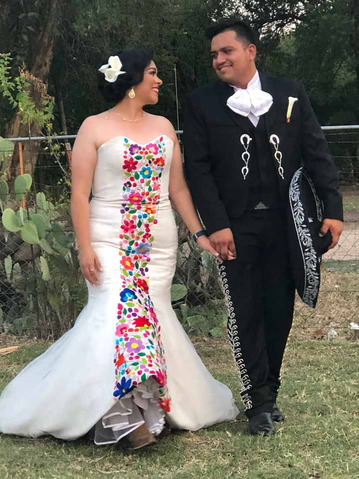 i loved every minute of my traditional mexican wedding . What is your theme? - 1