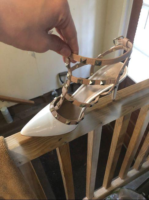 Wedding shoes! 7