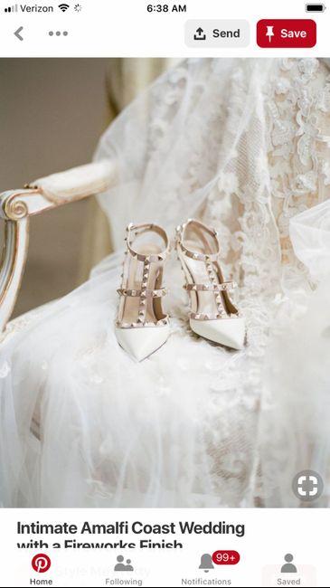 Wedding shoes! 8