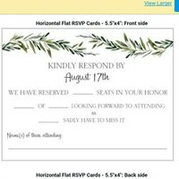 rsvp card wording help—how can we ask how many children/infants are coming? - 1