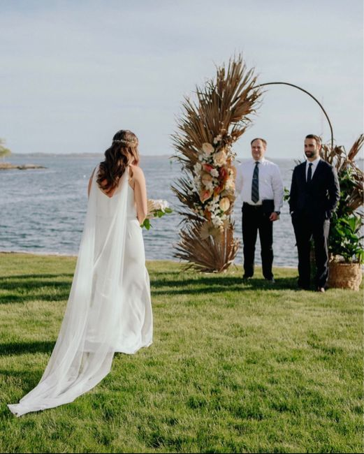 Happy things - Show me your micro wedding/elopement dresses! 12