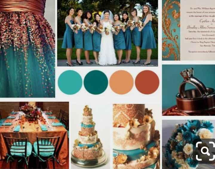 Wedding colors - 1