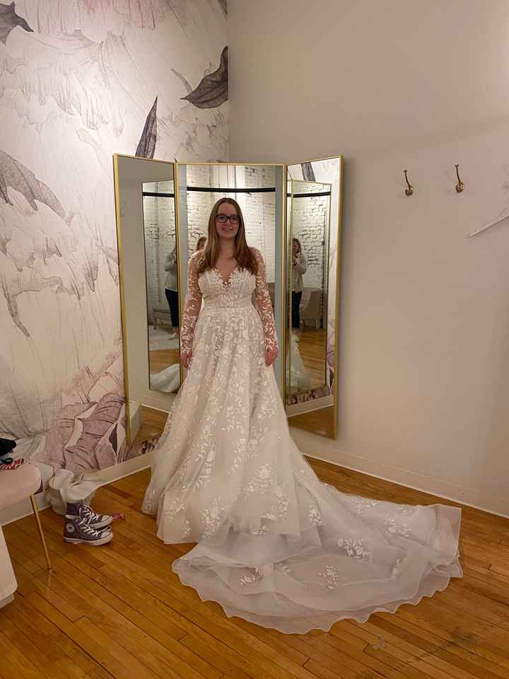 i found my dress!!!! i would love to see pictures of everyone else's!!! - 2