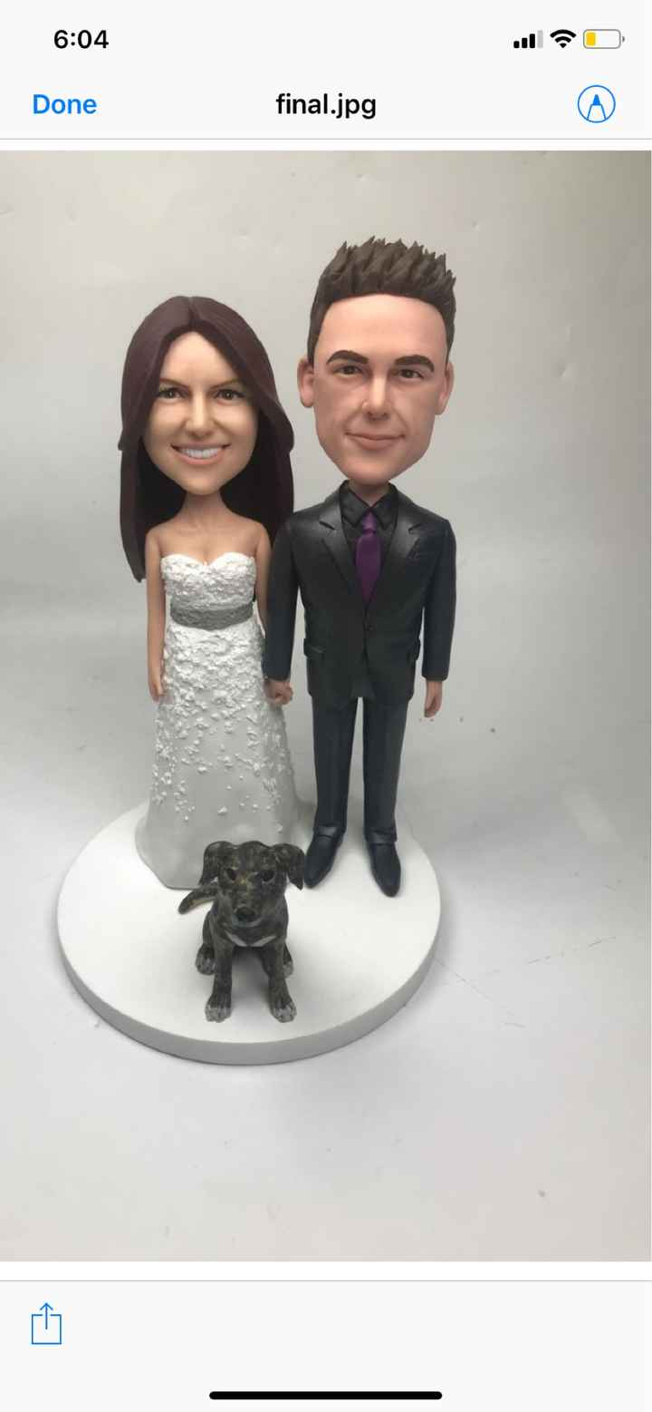 Cake Toppers - 1