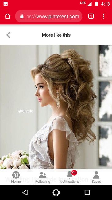 What did you pick for your hair style? 10