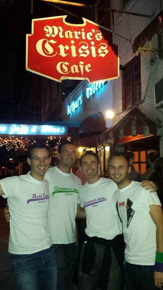 NYC Gay Bachelor Party (Pic heavy)