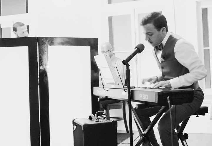 Listen to the song my groomsman wrote/performed at my wedding!