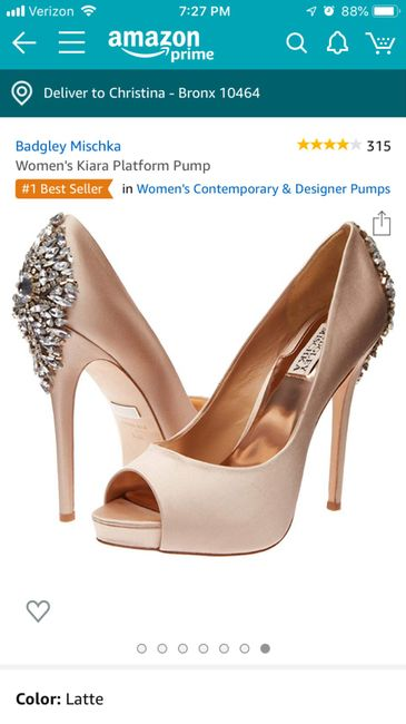 Ladies let's see those shoes 5