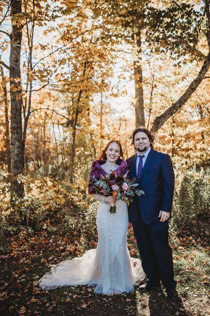 Pro Bam- October elopement 2