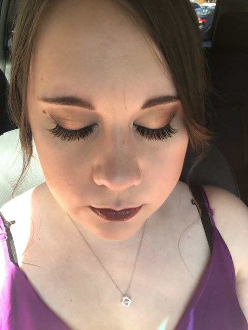 False Eyelashes - Yea or Nay? 3