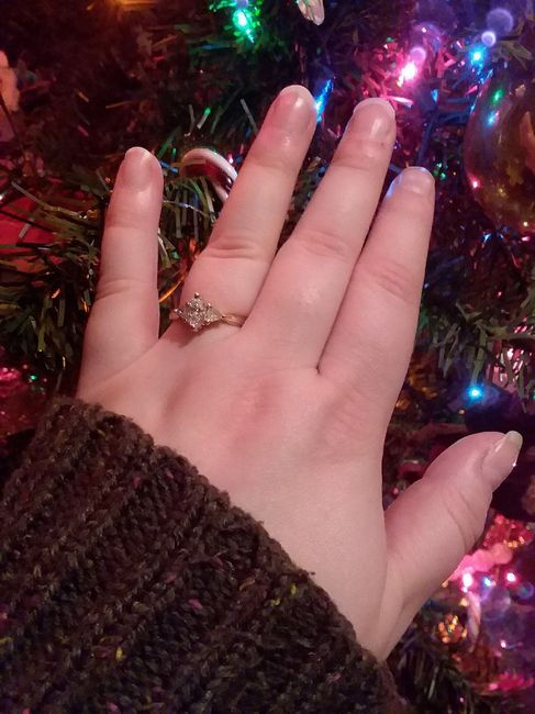 absolutely in love with my Ring. 6