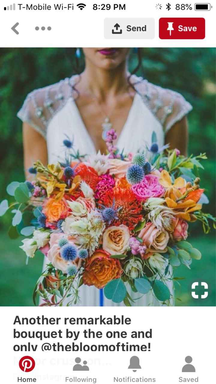 How many wedding colors? - 1