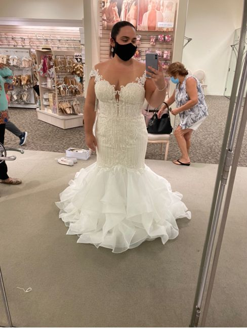 Feeling Down, Show me your dresses on you 17