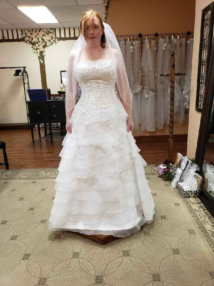 Let's see your dresses! - 1