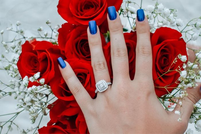 Brides of 2020!  Show us your ring! - 1