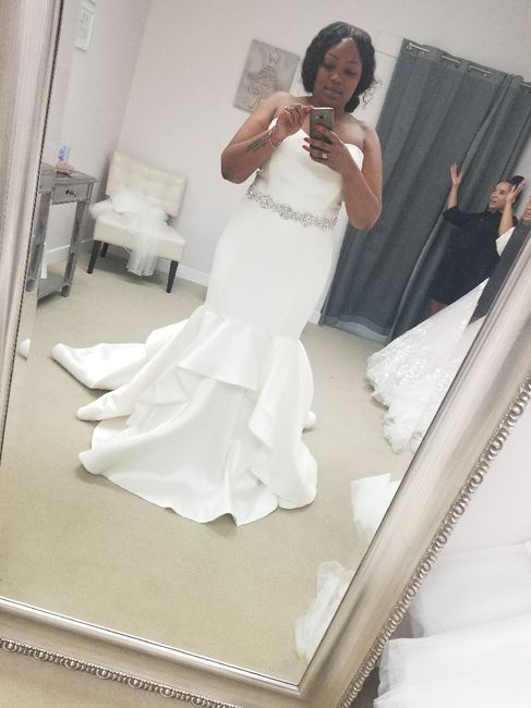 This is so Hard: Fiancè might not love my dress 4