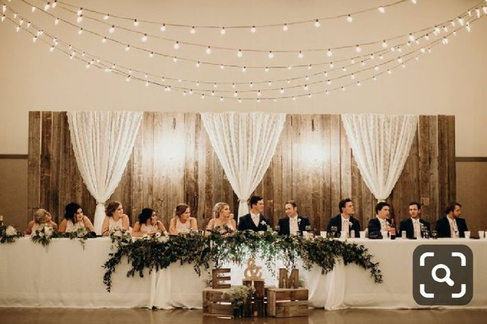Sweetheart Table or Your Whole Squad? 6