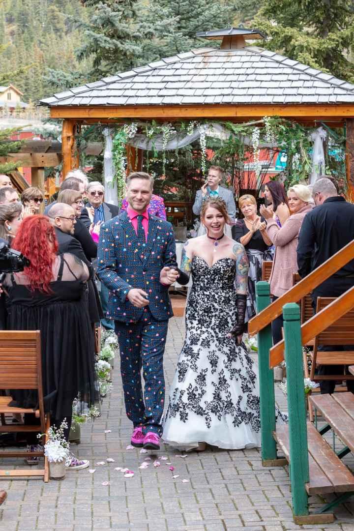 Non-pro bam 80s Wedding - 2