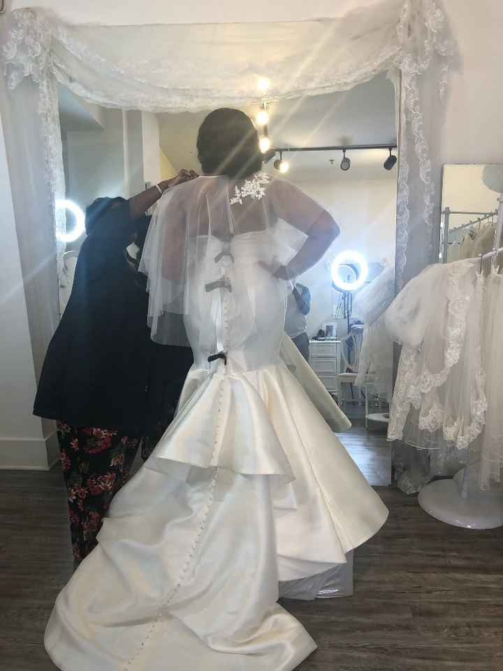 This is so Hard: Fiancè might not love my dress - 2