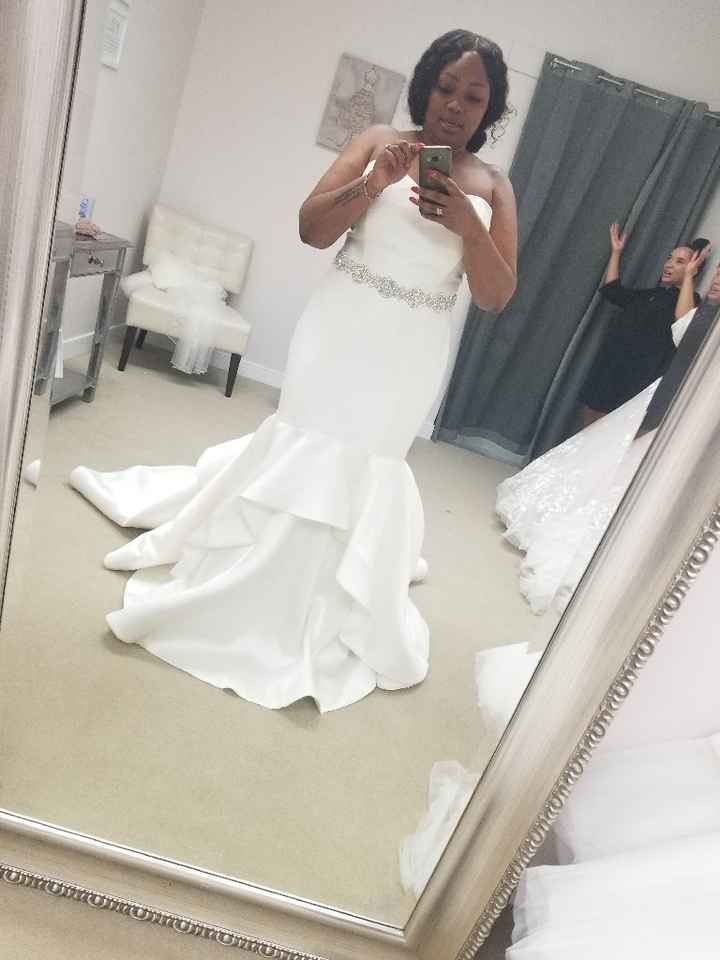 This is so Hard: Fiancè might not love my dress - 4