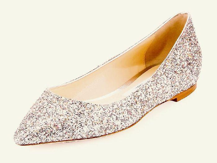 Wedding Shoes - Flats 2