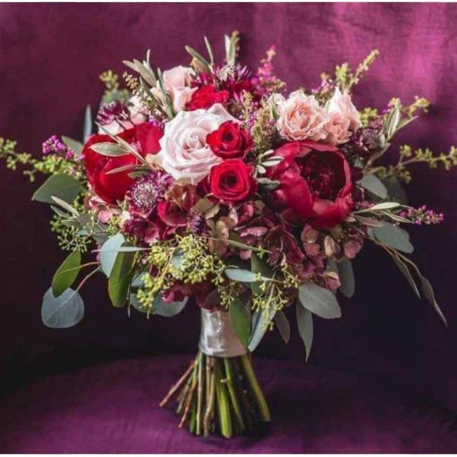 December (& winter) Brides- Please Share Your Flowers! 16