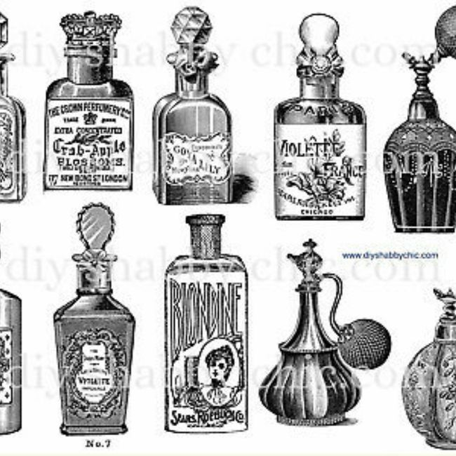 Scent for your wedding day? Your signature or something new? 1