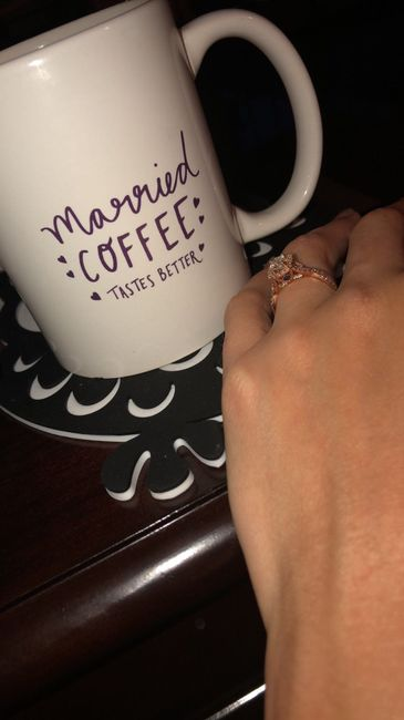 Who else has gemstones in their ring(s)?  Let's see them! 10