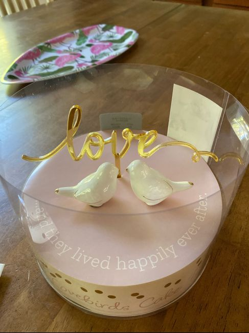 Cake toppers! 16