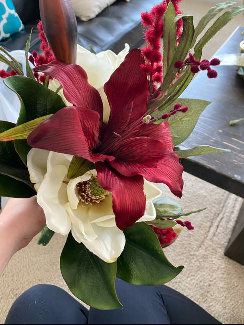 Bouquets? Let's see 'em! 6