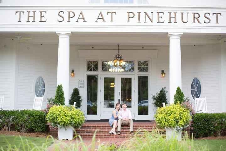 The Spa at Pinehurst