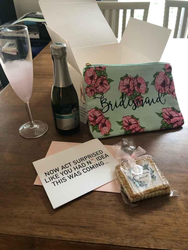 Bridesmaids Proposal - 1