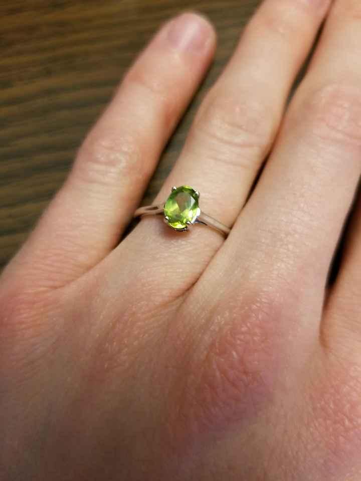 Let me see those rings! 2