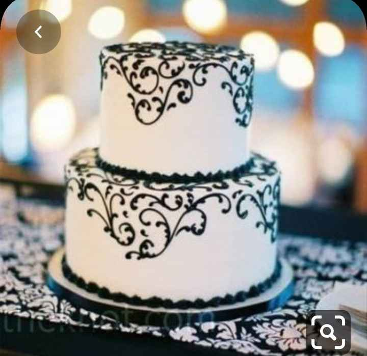 Wedding Cakes Without Flowers 4