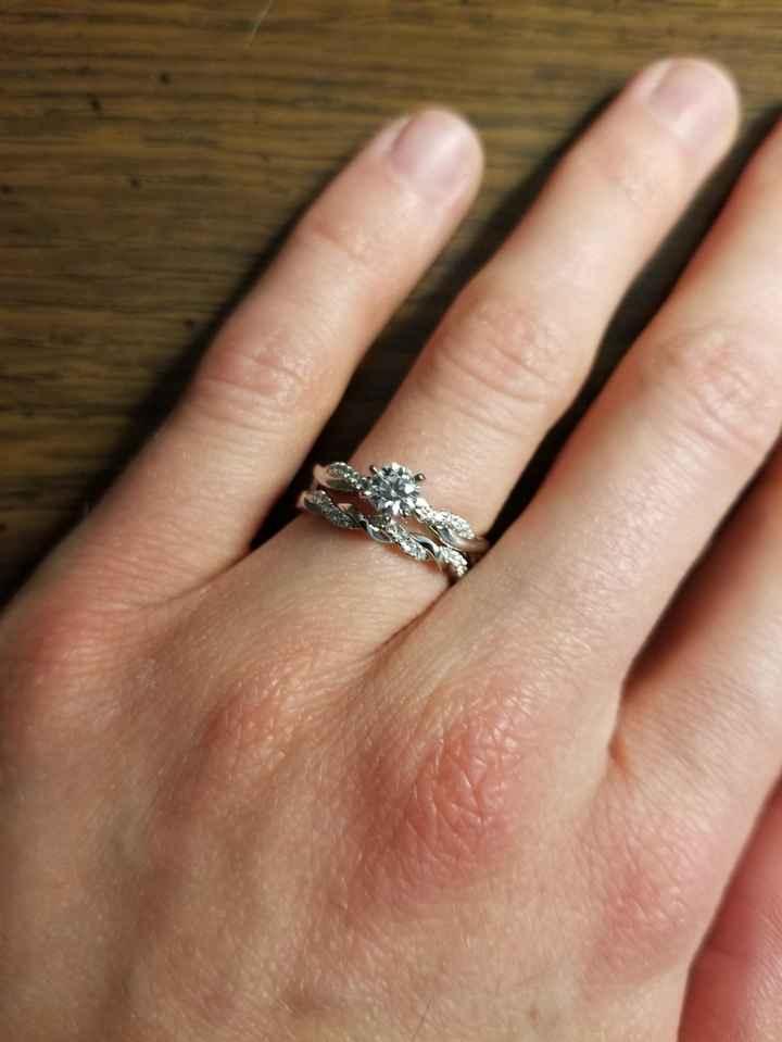 My rings! 2