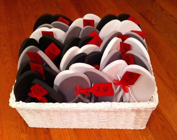 390830558450c Flip Flop Basket