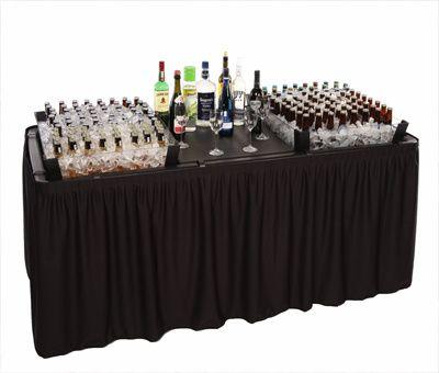 Serving beverages at a venue with no bar?! 2