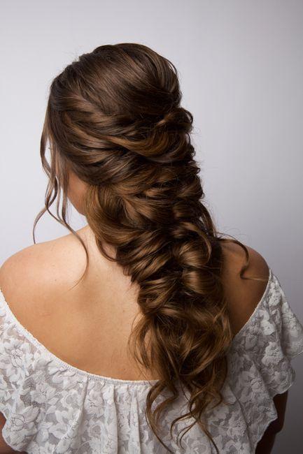Hair trial 2