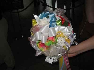 Bridal Bouquet o Ribbon