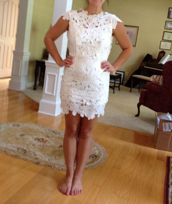 Wedding Etiquette Rehearsal Dress