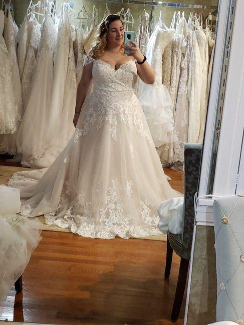 Wedding dress photos 3