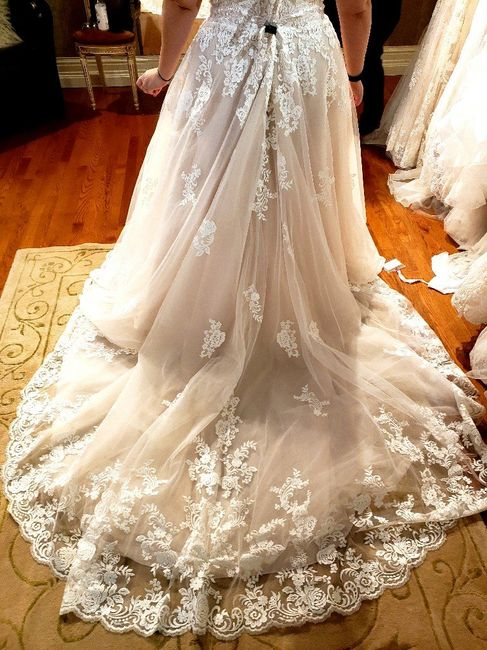Wedding dress photos 4