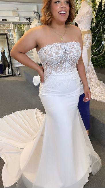 Brides of 2022 - Dress Pics! 16