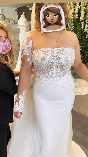 Brides of 2022 - Dress Pics! 17