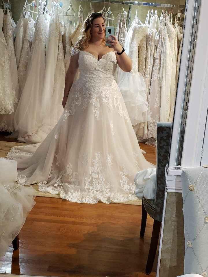 Wedding dress photos - 1